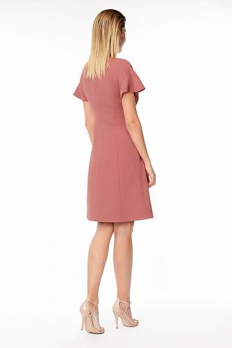 Платье #178573Ягодный