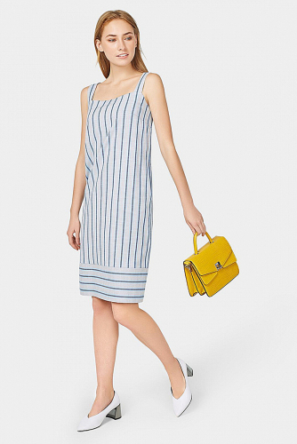 Платье #180340Мультиколор