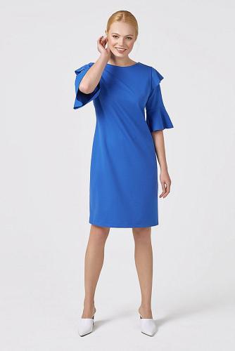 Платье #180203Васильковый