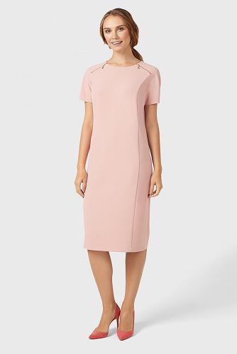 Платье #179404Розовый