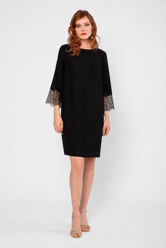 Платье #180821Черный