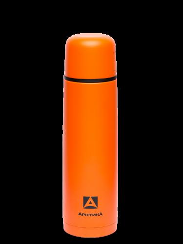 622,4р.   886,92р.102-1000 оранжевый, пластиковое напылениеТермос с узким горлом классический, цветной