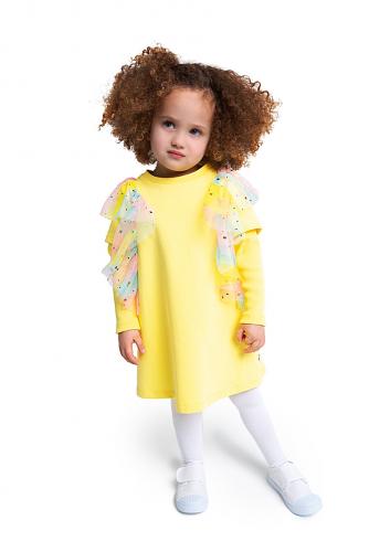 Платье #255490Лимон
