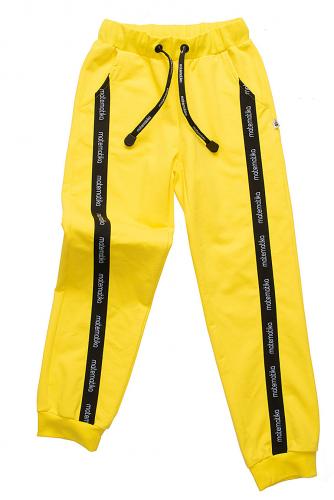 Брюки #255293Ярко-желтый