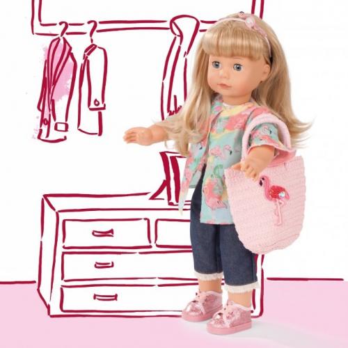 Кукла Джессика, блондинка
