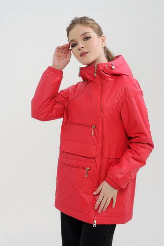 Куртка #179878Красный