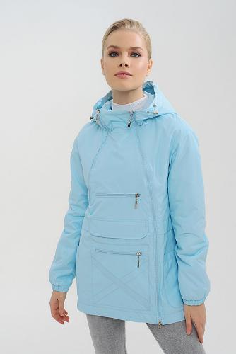 Куртка #179877Голубой