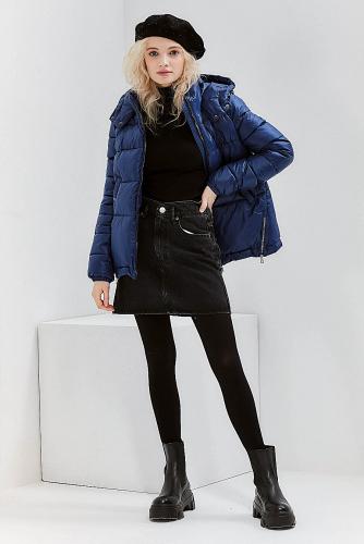 Куртка #229828Синий