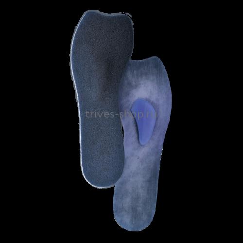 Ортопедические полустельки силиконовые для модельной обуви СТ-46