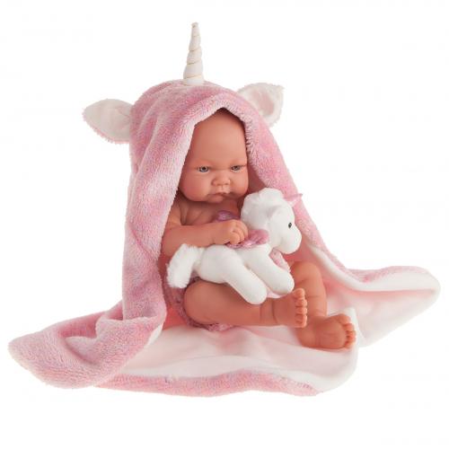 5086 Кукла Круз в розовом, 42 см