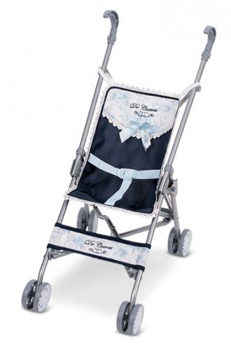 90096-3  Коляска трость-синяя серия Романтик, 56см