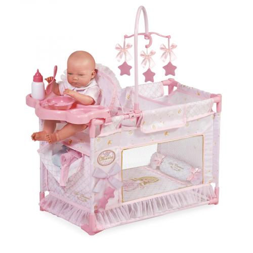 53128 Манеж-игровой центр для куклы с аксс. серии Мария, 59 см