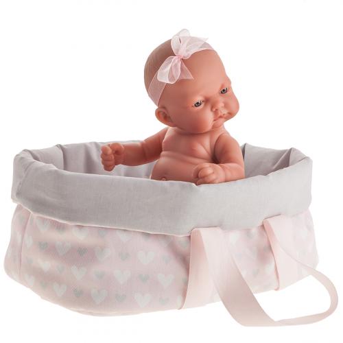 4080 Кукла Хуанита в розовом, 26 см