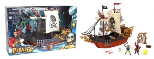 505219 Игровой набор: Пиратский корабль