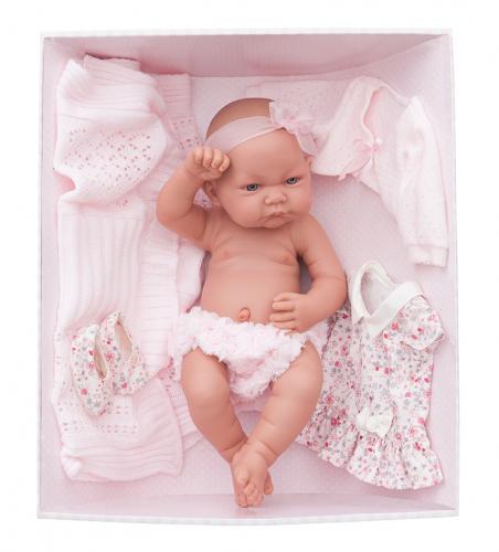 5073P Кукла-младенец Эльза, 42 см