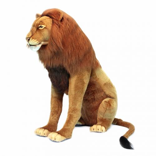 6876 Лев сидящий, 100 см