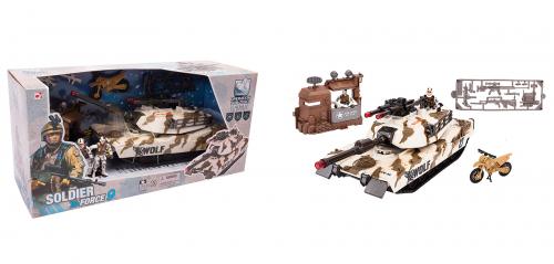 540053 Набор: Тундровый патрульный танк