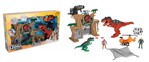 542092 Игровой набор: Охота на динозавров. Штурм ворот