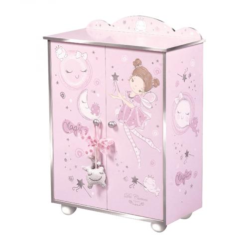 55234 Гардеробный шкаф для куклы серии Мария, 54 см