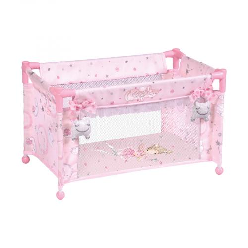 50034 Манеж-кроватка для куклы серии Мария, 50см