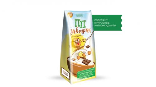«Сибирские снеки» «ПП» Завтрак, ШокоНяшки