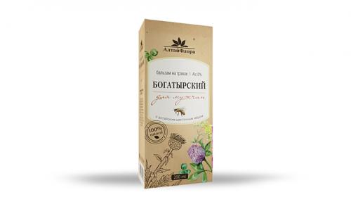 Алтайский Бальзам «Богатырский»