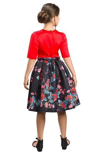 Платье #161289Красный