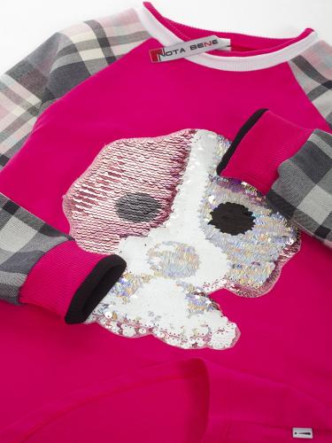Платье А-силуэта для девочки 193214103
