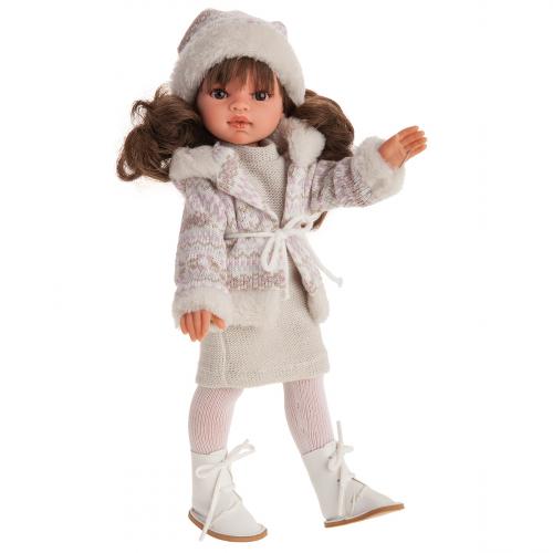 1 шт. доступно/ 2592 Кукла Росио в розовом, 33 см