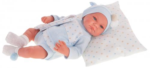 3 шт. доступно/ 3391B Кукла Дольче в голубом, 40 см