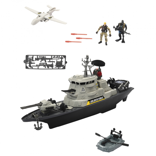 4 шт. доступно/545065 Набор: Ураганный линкор