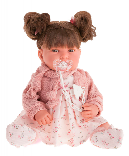 2 шт. доступно/ 3387P Кукла Алексия в розовом, 40 см