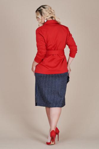 Платье и жакет 47826-1