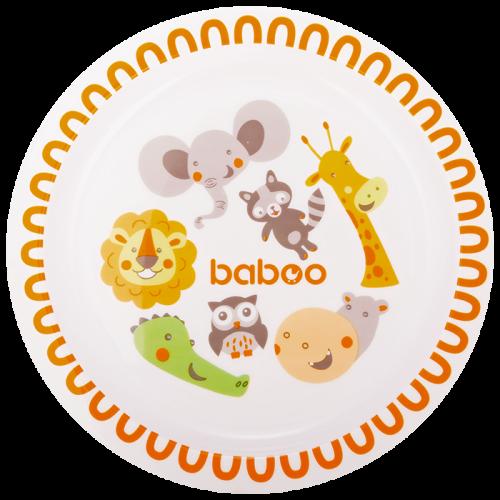 9-020 Тарелка Safari 6 меc+ BABOO