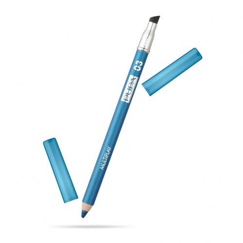 ПУПА карандаш д/глаз  МУЛЬТИПЛЭЙ т.03 красивый голубой