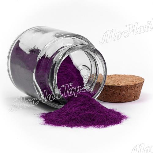 Фиолетовая матча