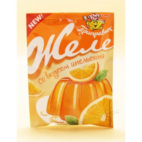 Желе Апельсин Приправыч 100 гр