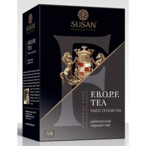 Susan черный чай в пачке F.B.O.P.F. 100 гр ООО Сусан Ти Артикул 0230