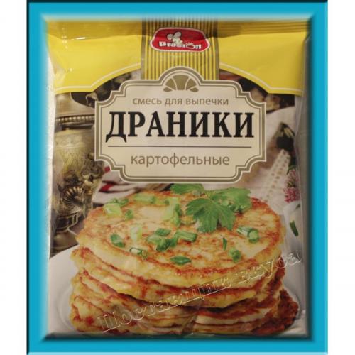 Смесь для выпечки Картофельных драников 200 гр