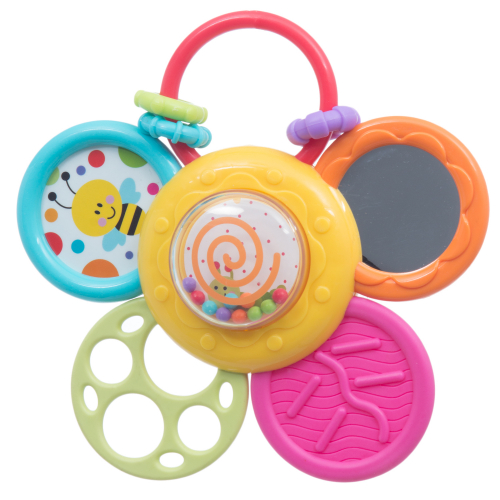 Игрушка развивающая Развивающая игрушка-цветочек Развитика