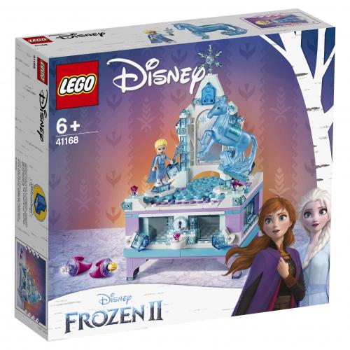 Конструктор LEGO Disney Frozen 41168 Шкатулка Эльзы
