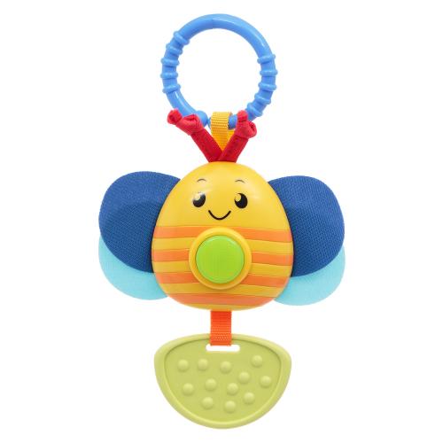 Игрушка развивающая Музыкальная игрушка-подвеска Развитика