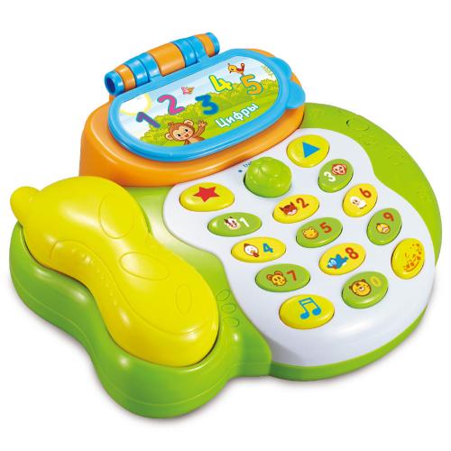 Развивающая игрушка Развитика Телефон