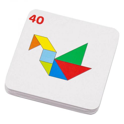 Танграм 40 заданий