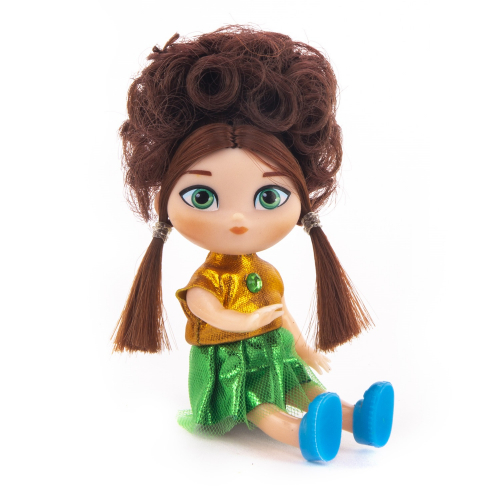 Мини-кукла Сказочный патруль Маша, 10 см