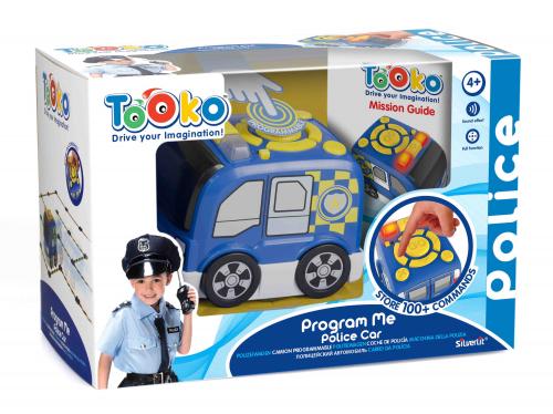 СКИДКА 40 %  Программируемая полицейская машина