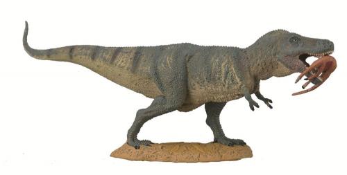 Тиранозавр Рекс с добычей, XL