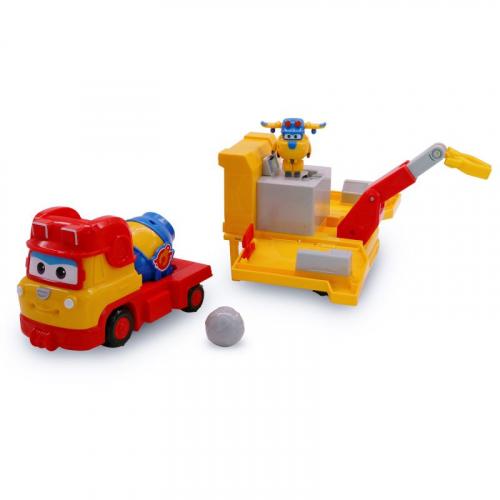 Машина Рэми с мини-трансформером Донни