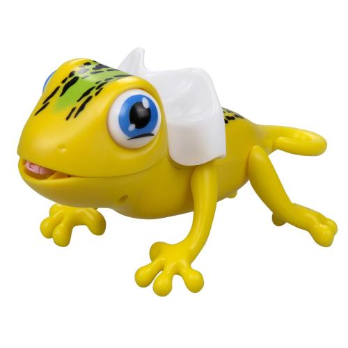Ящерица Глупи желтая