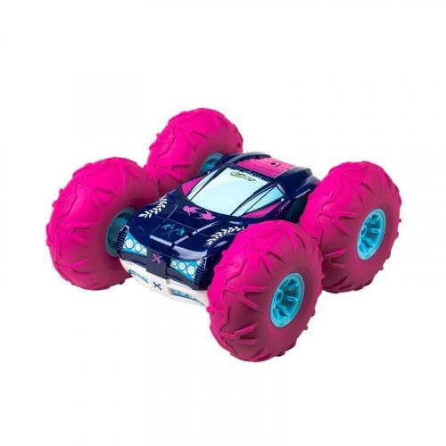 Машина 360 Торнадо для девочек р/у 1:10